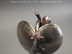 P12380 300x225 Spanish Cavalry Sword Model 1728