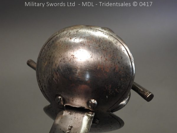 P12381 600x450 Spanish Cavalry Sword Model 1728