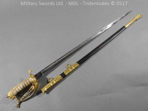 P12775 300x225 British ER 2 Officer's Naval Sword