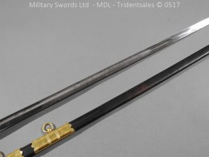 P12777 300x225 British ER 2 Officer's Naval Sword
