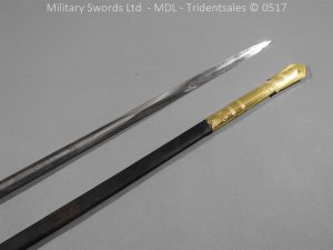 P12778 300x225 British ER 2 Officer's Naval Sword