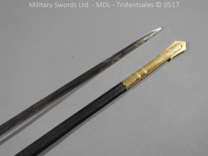 P12782 300x225 British ER 2 Officer's Naval Sword