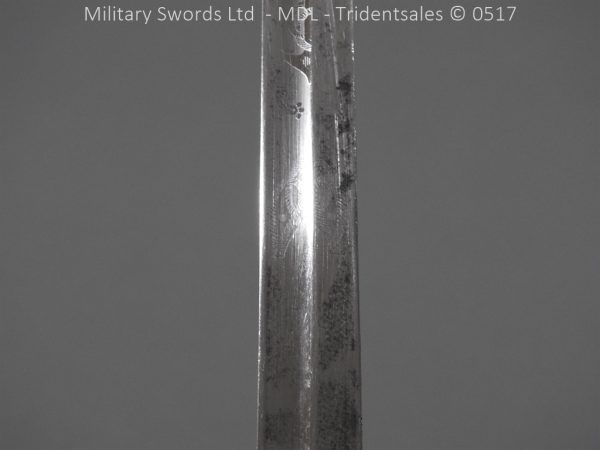 P12788 600x450 British ER 2 Officer's Naval Sword