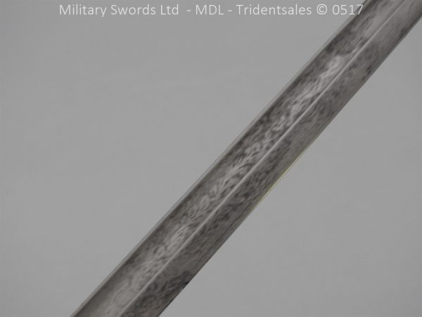 P12789 600x450 British ER 2 Officer's Naval Sword