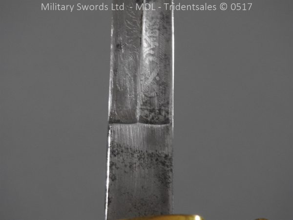 P12790 600x450 British ER 2 Officer's Naval Sword