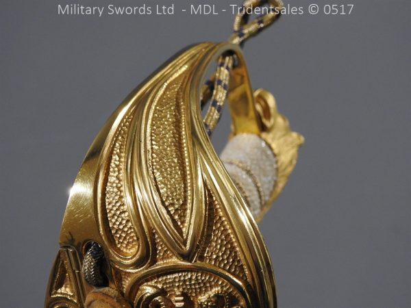 P12794 600x450 British ER 2 Officer's Naval Sword