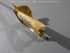 P12803 300x225 British ER 2 Officer's Naval Sword