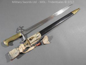 P14608 300x225 German Seitengewhr M1871 Artillerie Dress Bayonet