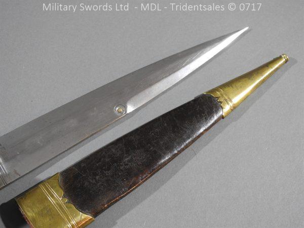 P14832 600x450 Italian Hunting Bayonet