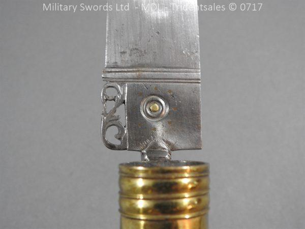 P14840 600x450 Italian Hunting Bayonet