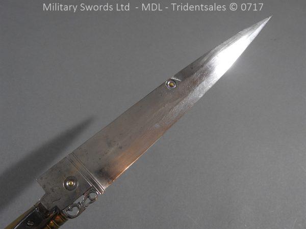 P14843 600x450 Italian Hunting Bayonet