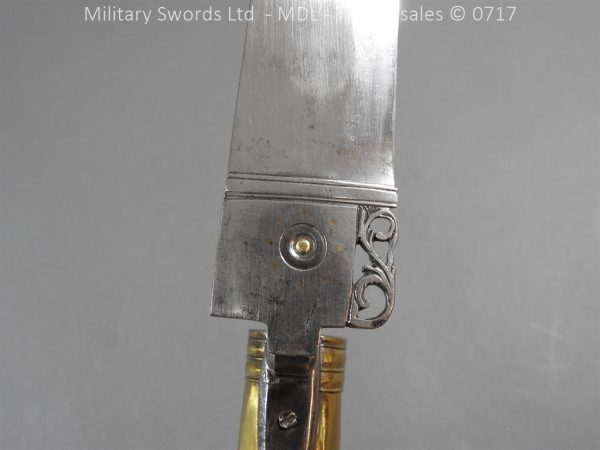 P14844 600x450 Italian Hunting Bayonet