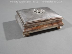P14987 300x225 Coldstream Guards Officers Tobacco Box
