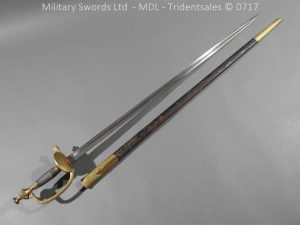 P15316 300x225 Prussian Infantry Officers Sword