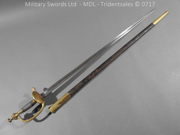 P15316 600x450 Prussian Infantry Officers Sword