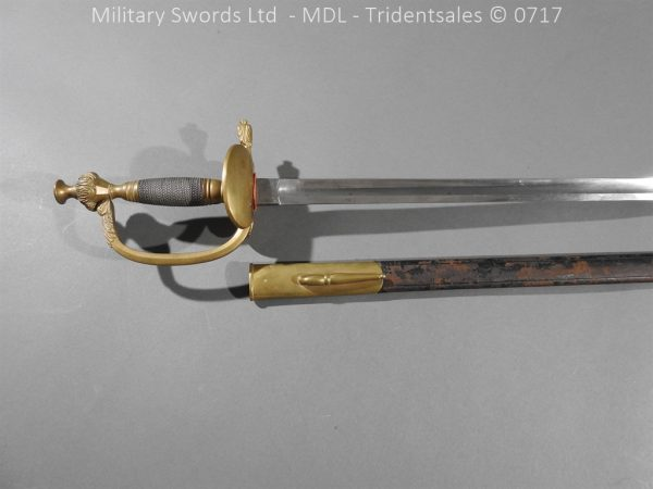 P15317 600x450 Prussian Infantry Officers Sword