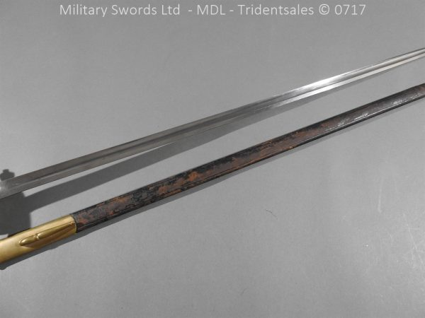 P15318 600x450 Prussian Infantry Officers Sword