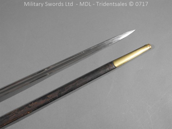 P15319 600x450 Prussian Infantry Officers Sword