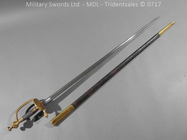 P15320 600x450 Prussian Infantry Officers Sword