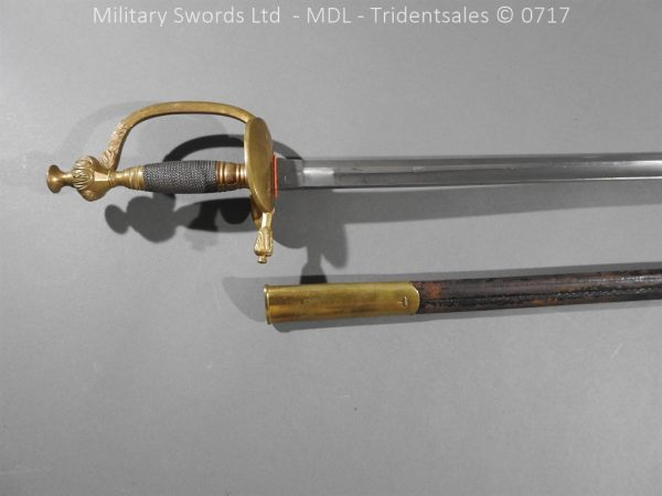 P15321 600x450 Prussian Infantry Officers Sword