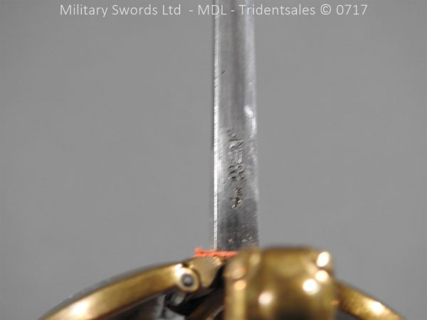 P15329 600x450 Prussian Infantry Officers Sword