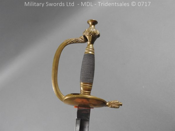 P15333 600x450 Prussian Infantry Officers Sword