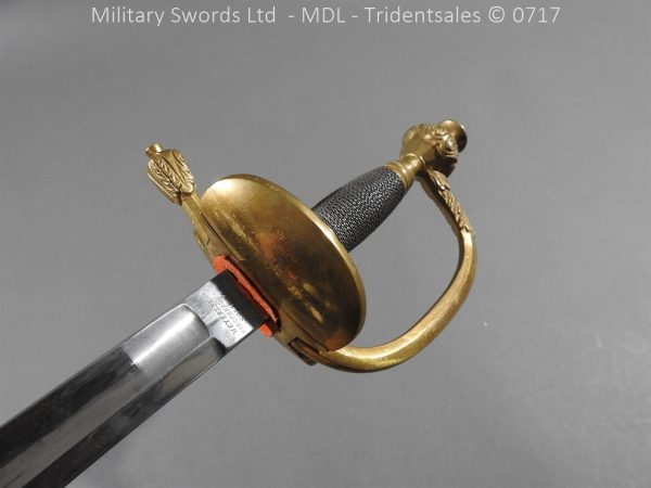 P15335 600x450 Prussian Infantry Officers Sword