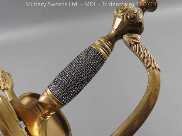 P15336 600x450 Prussian Infantry Officers Sword