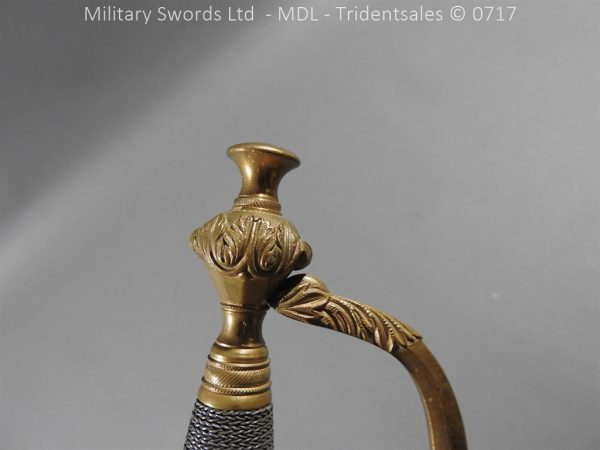 P15337 600x450 Prussian Infantry Officers Sword