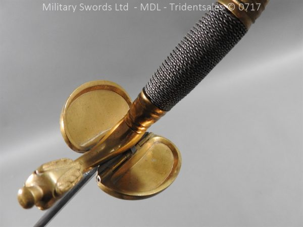 P15338 600x450 Prussian Infantry Officers Sword