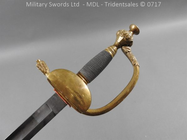P15339 600x450 Prussian Infantry Officers Sword