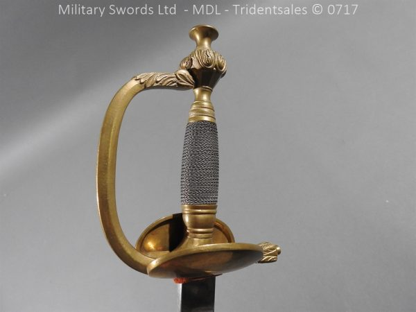 P15340 600x450 Prussian Infantry Officers Sword