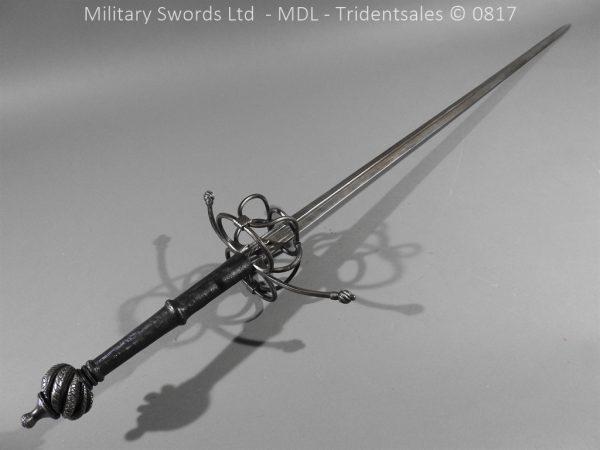 P16061 600x450 German Hand and Half Broad Sword 20c