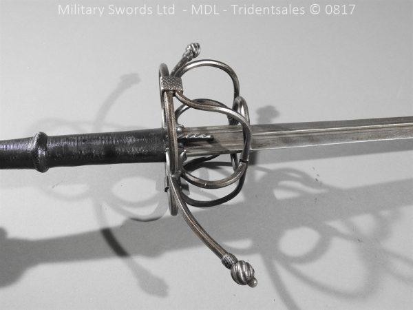 P16063 600x450 German Hand and Half Broad Sword 20c