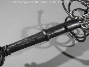 P16065 300x225 German Hand and Half Broad Sword 20c