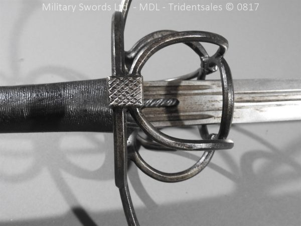P16068 600x450 German Hand and Half Broad Sword 20c