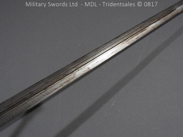 P16069 600x450 German Hand and Half Broad Sword 20c
