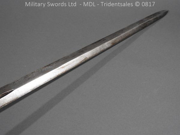 P16070 600x450 German Hand and Half Broad Sword 20c