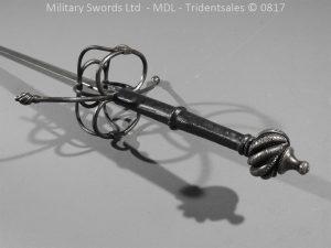 P16072 300x225 German Hand and Half Broad Sword 20c