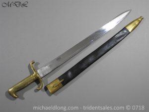 P52146 300x225 Prussian Infantry Sidearm c 1860 10