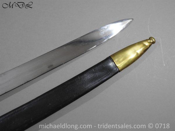 P52149 600x450 Prussian Infantry Sidearm c 1860 10