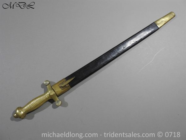 P52229 600x450 British Land Transport Corps 1855 Pattern Short Sword 22