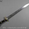 P52350 100x100 Chinese Boxer period Short Sword C 1898 107