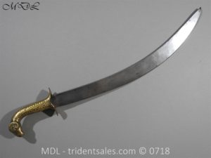P52426 300x225 Indian short sword c1800's 70