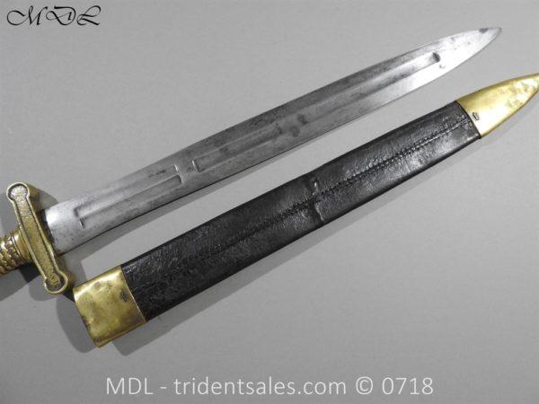 P52445 600x450 French 1816 Foot Artillery Sidearm 59