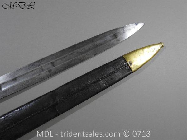 P52446 600x450 French 1816 Foot Artillery Sidearm 59