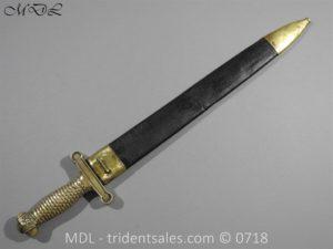 P52460 300x225 French 1816 Foot Artillery Sidearm 59