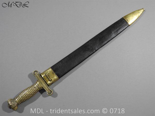 P52460 600x450 French 1816 Foot Artillery Sidearm 59