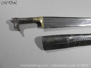 P53049 300x225 Afghan 19th Cent Khyber Knife 57