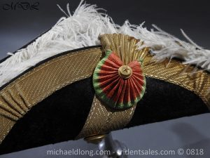 P53359 300x225 Coachmans Victorian Tricorn Hat